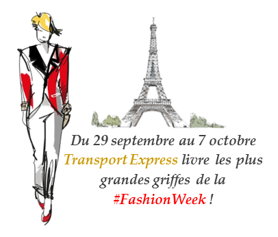 Transports Fashion Week Paris Oct. 2015